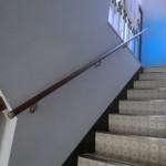 名古屋市中区 階段手すり設置