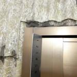 名古屋市港区 事務所のロンカラードアの丁番修理、交換