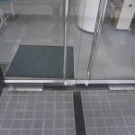 津島市 テンパドアの開閉不具合
