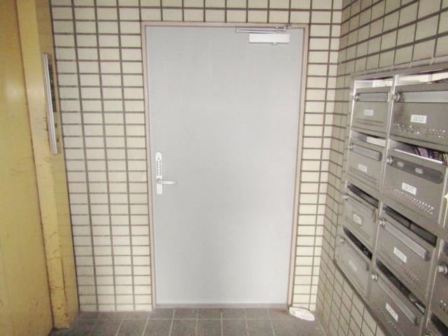 名古屋市熱田区 マンション スチールドア取替工事