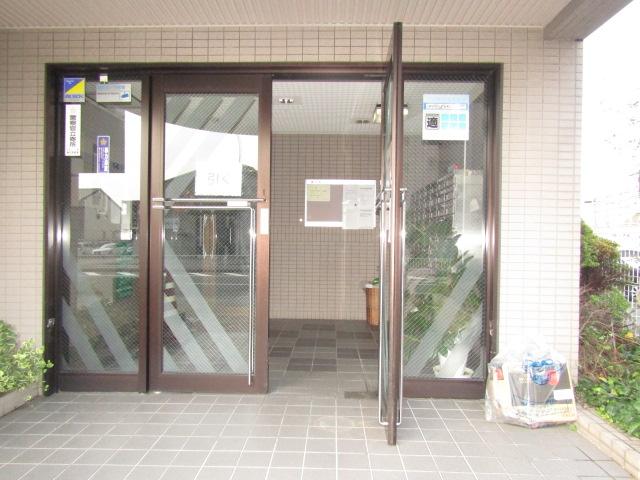 名古屋市熱田区 フロアヒンジ取り替え工事