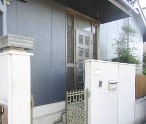 名古屋市港区 玄関ドア取替工事 LIXIL