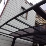 名古屋市中川区 カーポート屋根修理