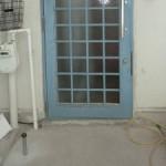 玄関ドア ガラス修理・交換