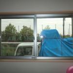 防音対策 内窓設置前 既設の窓