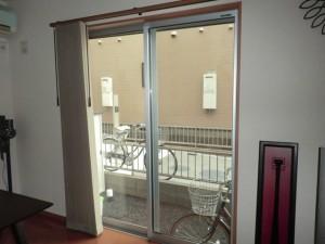 防音対策 内窓設置前