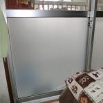 名古屋市南区 ガラス修理、交換