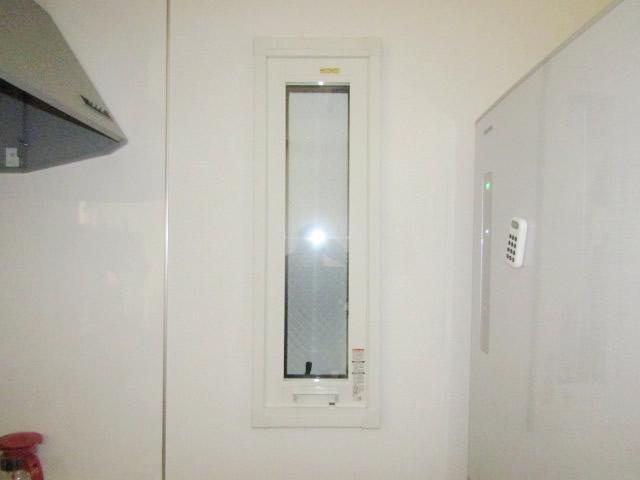 名古屋市守山区 FIX窓 LIXIL内窓インプラス 取付工事