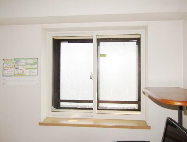 名古屋市名東区 出窓 内窓インプラス 引違い窓