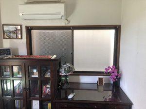 名古屋市西区 内窓取付工事 LIXIL内窓インプラス