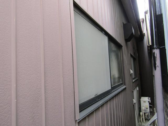 名古屋市緑区 I様邸 アルミ面格子【ヒシクロス】取付工事