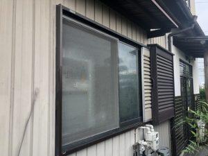 名古屋市天白区 面格子の取付工事 住宅窓の防犯対策
