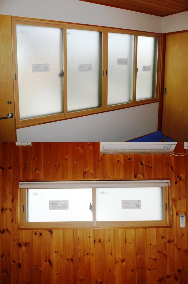 リクシル内窓インプラス LOW-E複層ガラス仕様 大府市