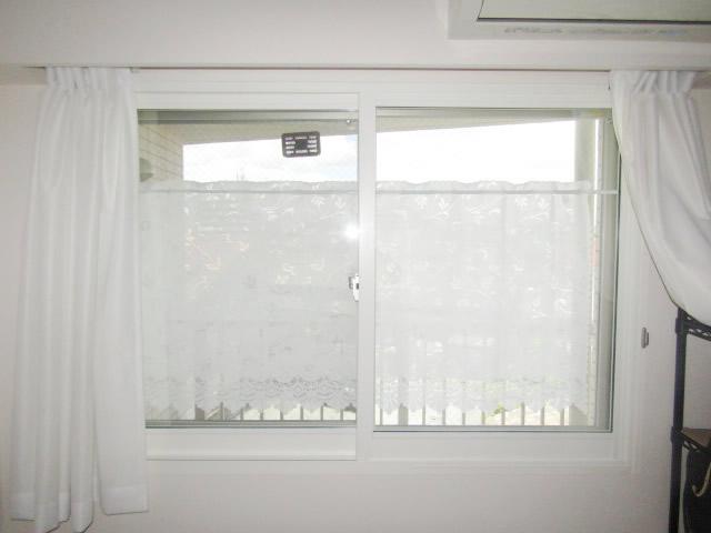 名古屋市瑞穂区 内窓プラスト 真空ガラス「スペーシア静」取付工事