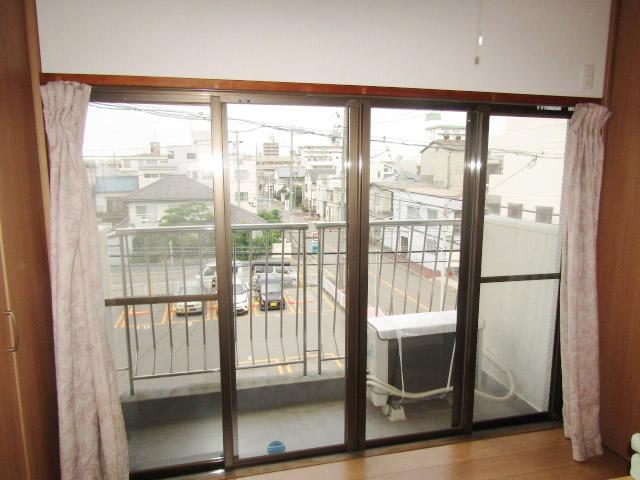 名古屋市西区 真空ガラス「スペーシア」取り替え工事