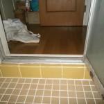 既設 浴槽ドア