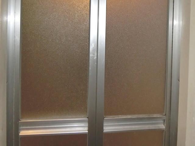名古屋市 浴室ドアパネル交換後