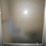 名古屋市千種区 浴室ドアのガラス修理