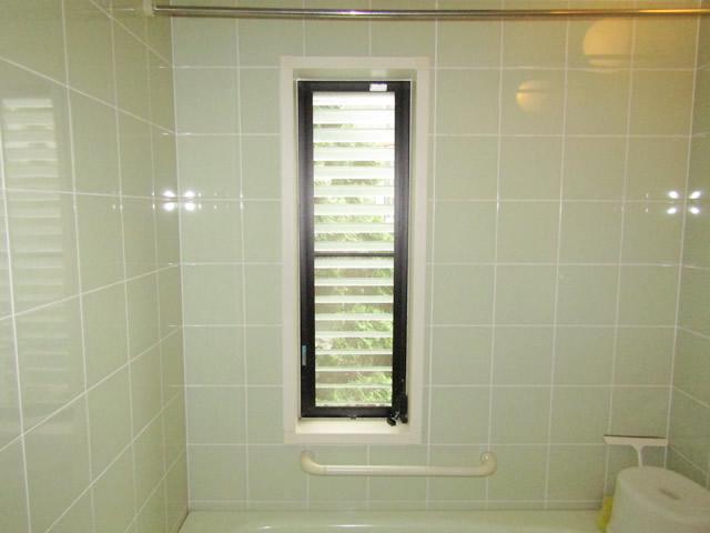 名古屋市緑区 浴室窓カバー工法 取替工事